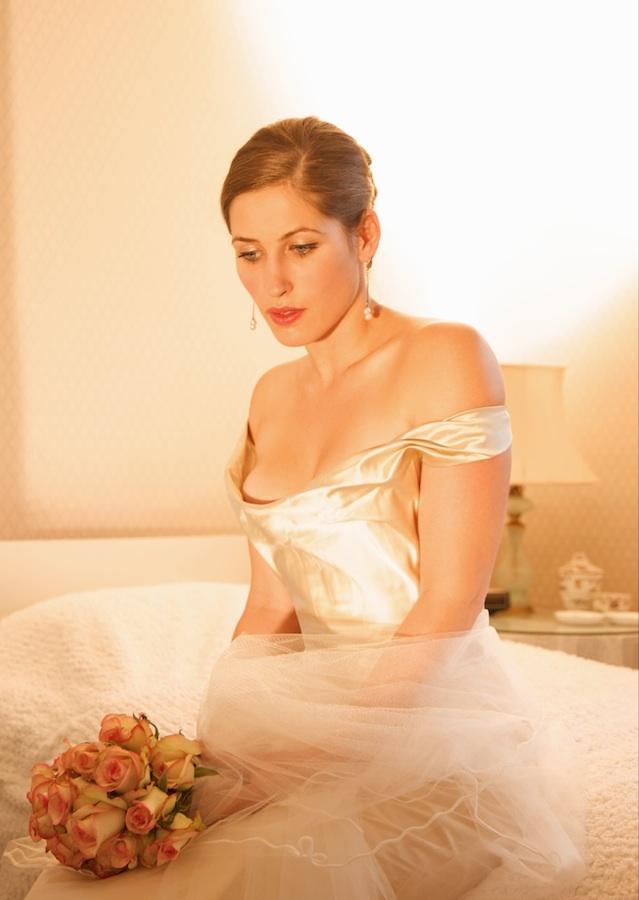 Bride photography by Jutta Klee