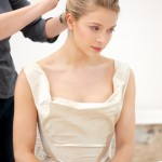 Wedding hairdressing photography by Jutta Klee
