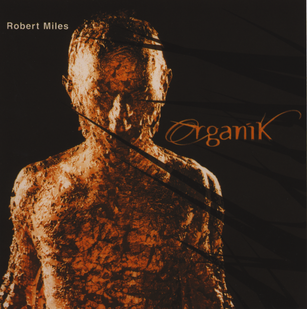 Robert Miles album cover photography by Uli Weber