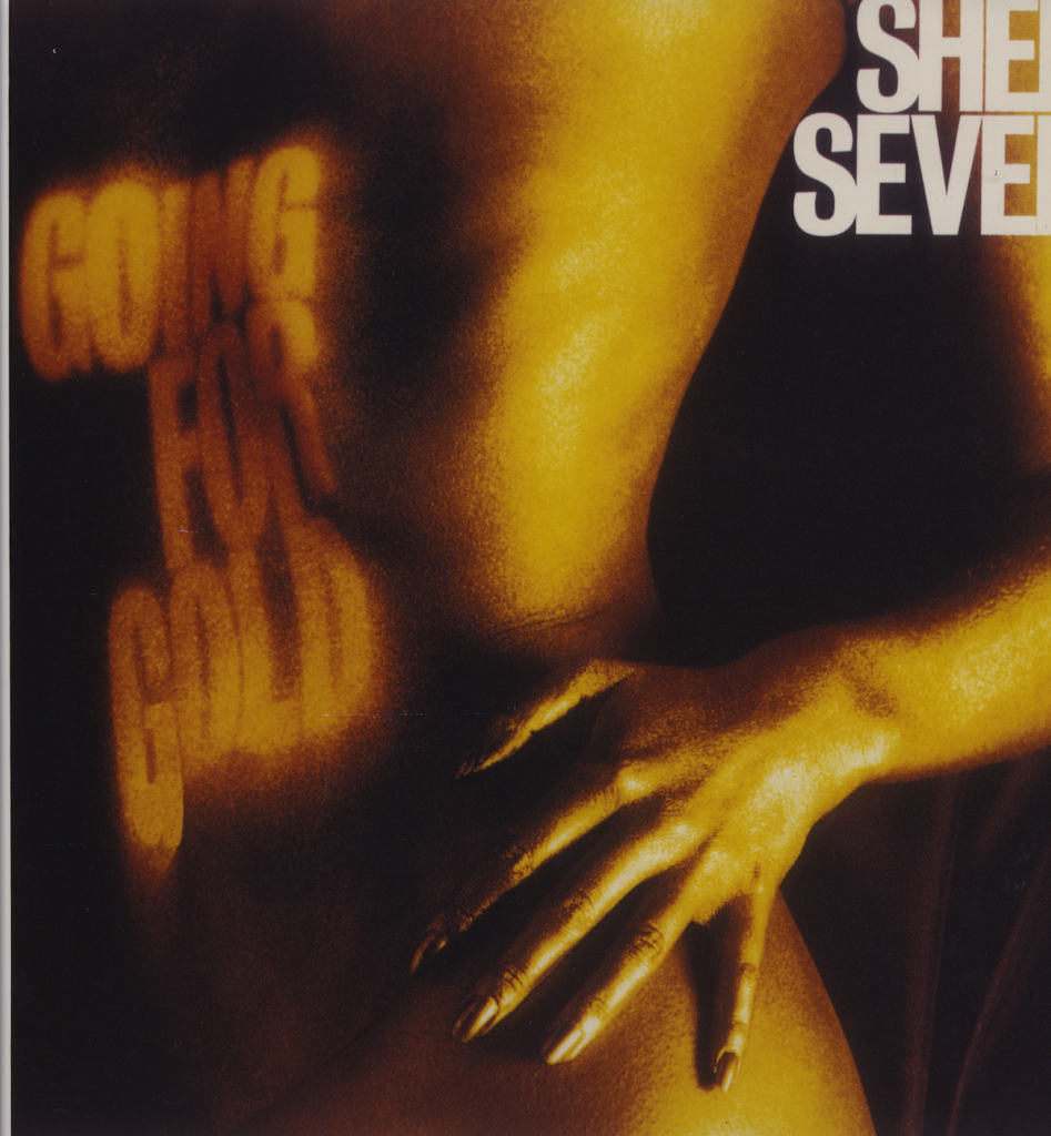 Shed Seven album cover photography by Simon Fuller