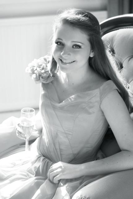 Prom beauty photography by Jutta Klee