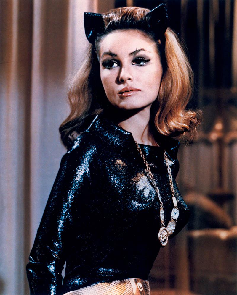 Catwoman Eartha Kitt Julie Newmar Julie Newmar, supercoo...